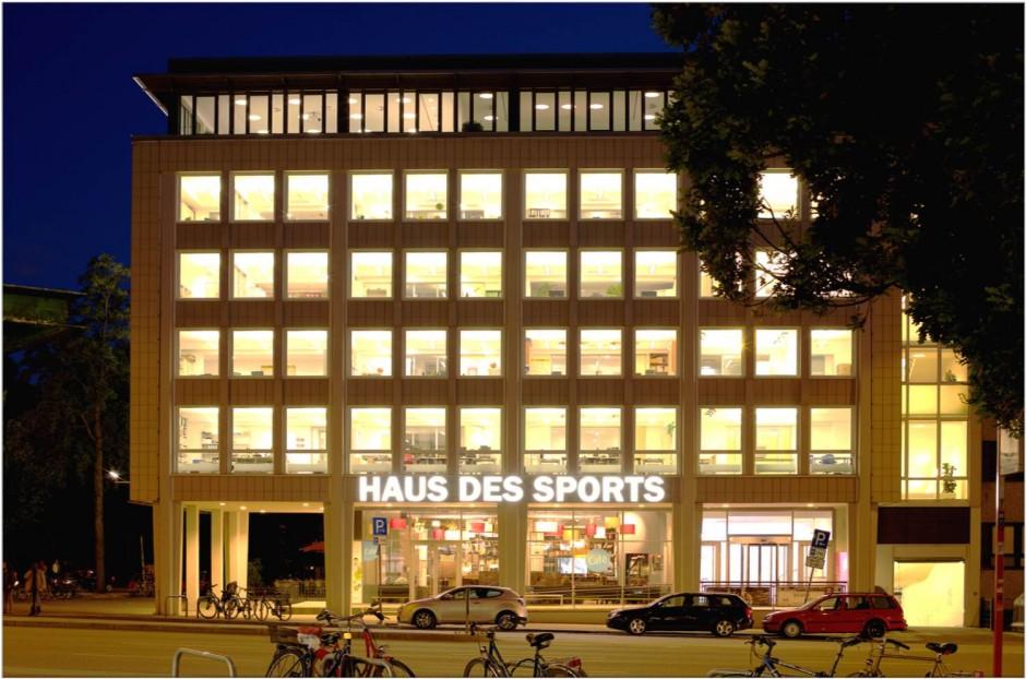 Haus des Sports, Feiern, Tagen, Seminare, Incentive, Location, Hamburg, Event
